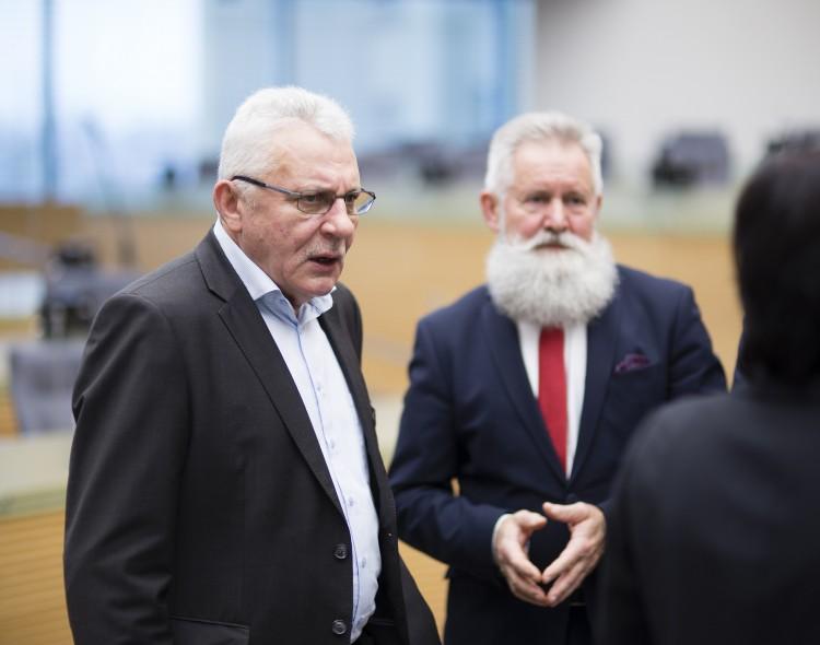 Socialdemokratai remia biudžeto projektą, tačiau regi ir problemų