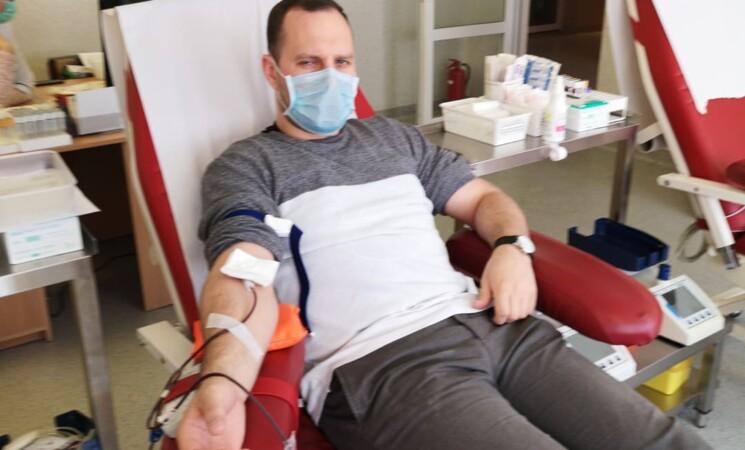 Kviečiame tapti kraujo donorais