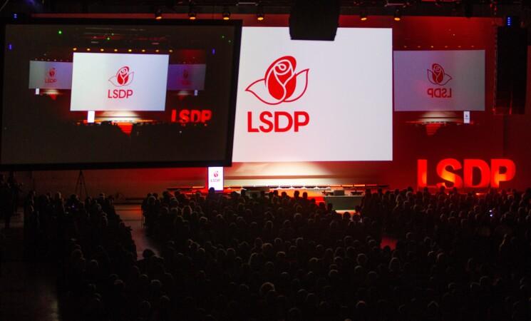 Jau aišku, kokiuose komitetuose dirbs Seimo socialdemokratai