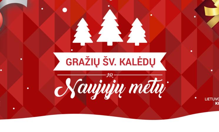 Gražiausių  metų švenčių proga sveikina Klaipėdos socialdemokratai