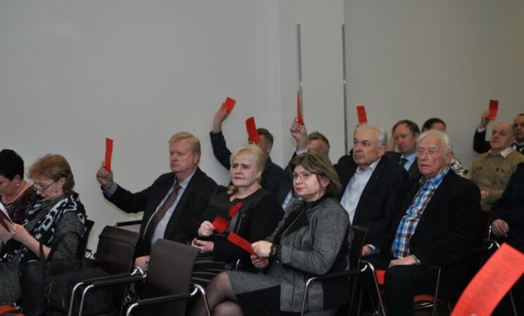 Balandžio 16 d. vyks LSDP Klaipėdos m. skyriaus ataskaitinė-rinkiminė konferencija