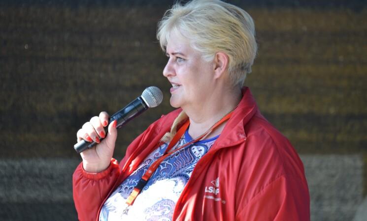 Rugpjūčio 21 d. jubiliejinį gimtadienį švenčia skyriaus pirmininko pavaduotoja Rolanda Palukaitienė