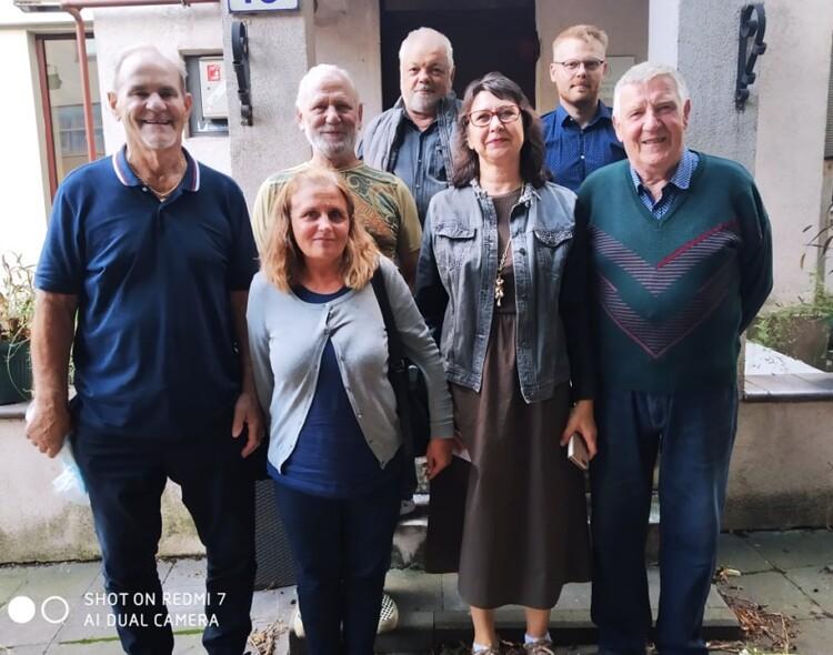 Posėdžiavo LSDP Klaipėdos m. skyriaus Etikos ir procedūrų komisija