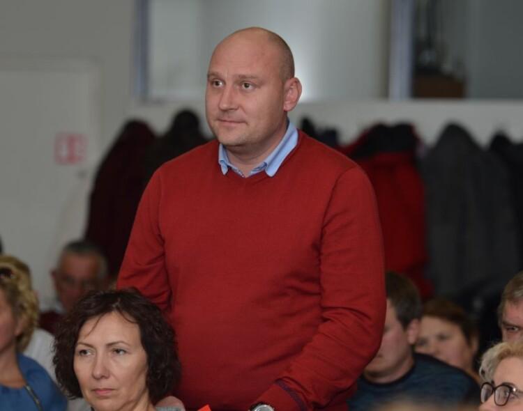 Rugsėjo 2 dieną gimtadienį švenčia skyriaus pirmininko pavaduotojas Mindaugas Bičkus